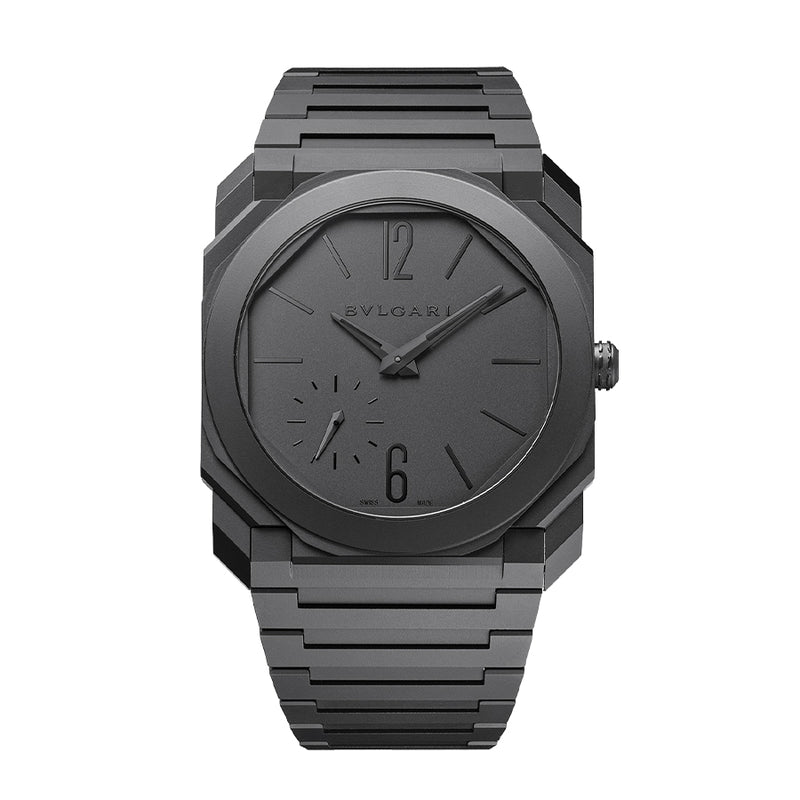 103077-Bulgari Men's 103077 Octo Finissimo Watch