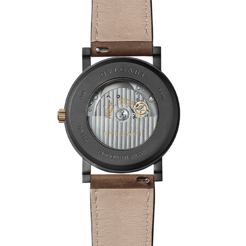 103219-Bulgari Men's 103219 Bvlgari-Bvlgari Special Edition Watch
