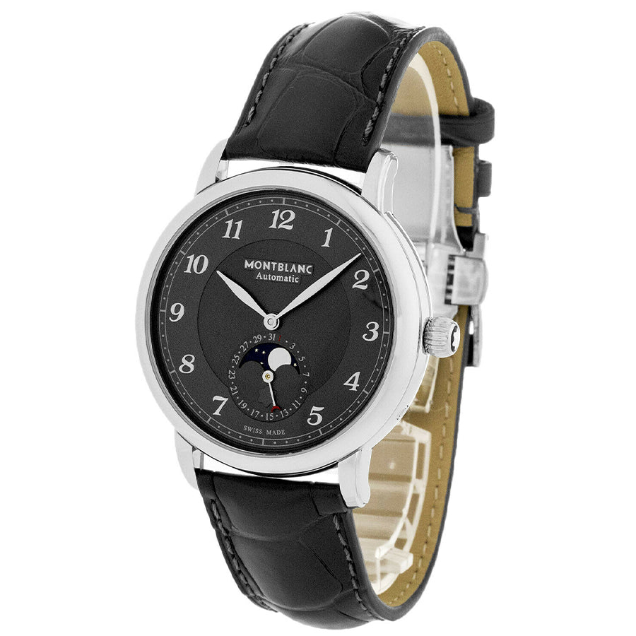 118518-Montblanc Men's 118518 Star Lagacy Moonphase Watch