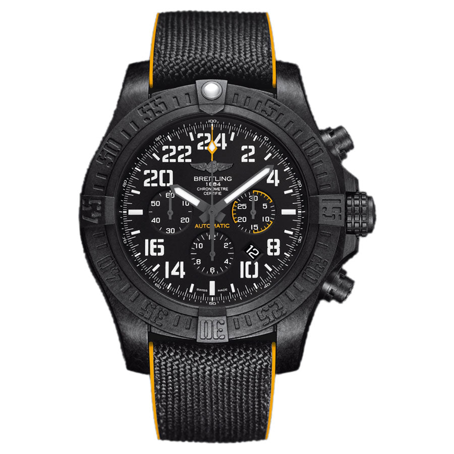 Breitling Men's XB1210E4/BE89/257S/X20D.4 Avenger Hurricane Watch