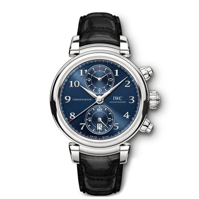 "IWC IW393402 Da Vinci Chronograph Edition ""Laureus Sport for Good Foundation"" Watch"