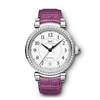 IWC Ladies IW458308 Da Vinci Automatic 36 Diamonds Watch