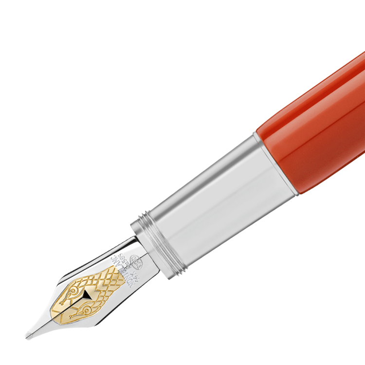 Montblanc Heritage Collection Rouge et Noir Special Edition Coral 114725