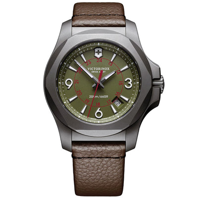 Victorinox Men's 241779 I.N.O.X. Titanium Watch