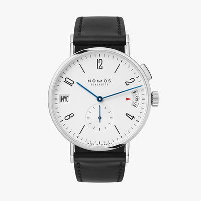 635-Nomos Glashütte Men's  635 Tangomat GMT Watch