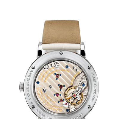 A. Lange & Sohne Ladies 878.029 Saxonia Watch