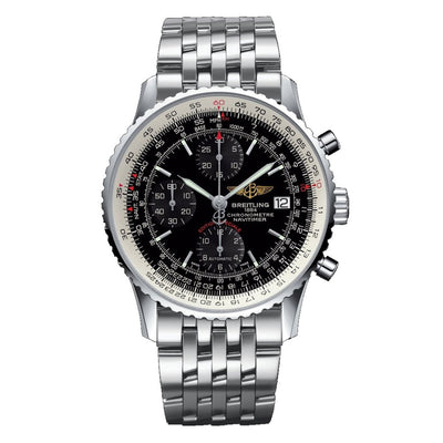 Breitling Men's A1332412/BF27/451A Navitimer Heritage Steel Watch