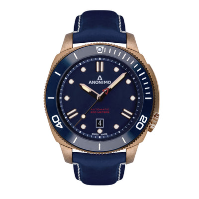 AM-1002.07.005.A07-Anonimo Men's AM-1002.07.005.A07 Nautilo Watch