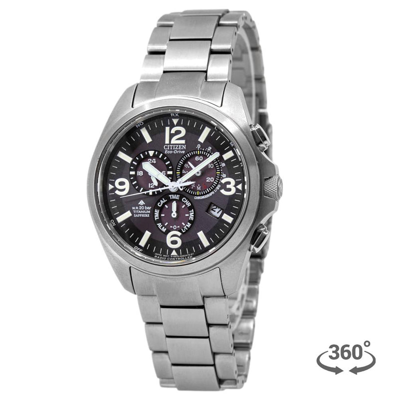 AS4030-59E-Citizen Men's AS4030-59E Promaster Chrono Titanium Watch