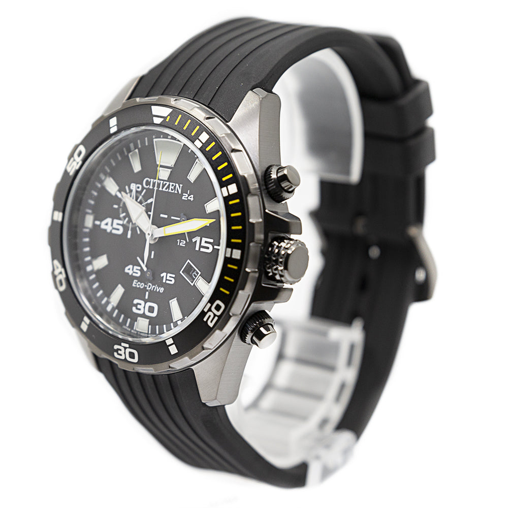 AT2437-13E-Citizen Men's AT2437-13E Of Collection Chrono Sport Watch