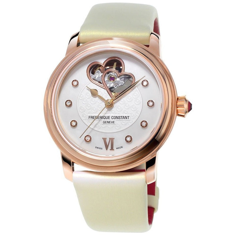 Frederique Constant Men's FC-310WHF2P4 World Heart Federation Automatic Watch