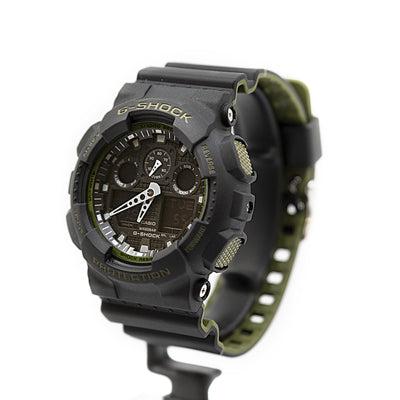 GA-100L-1AER-Casio Men's GA100L1AER G-Shock Watch