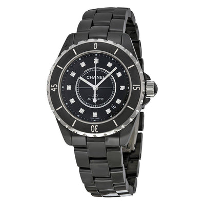 H1626-Chanel  Unisex J12 H1626 Diamonds  Watch