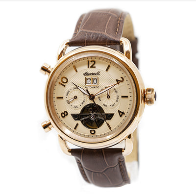 INI00901-Ingersoll Men's I00901 The New England Automatic Watch