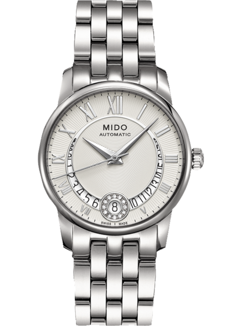 Mido Ladies M0072071103800 Baroncelli II  Automatic Watch