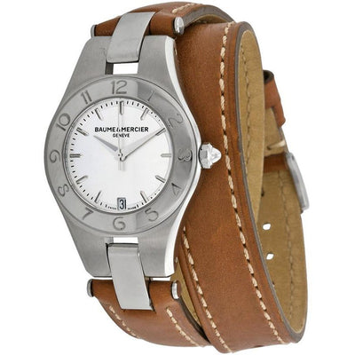 M0A10036-Baume et Mercier Ladies M0A10036 Linea Quartz Watch