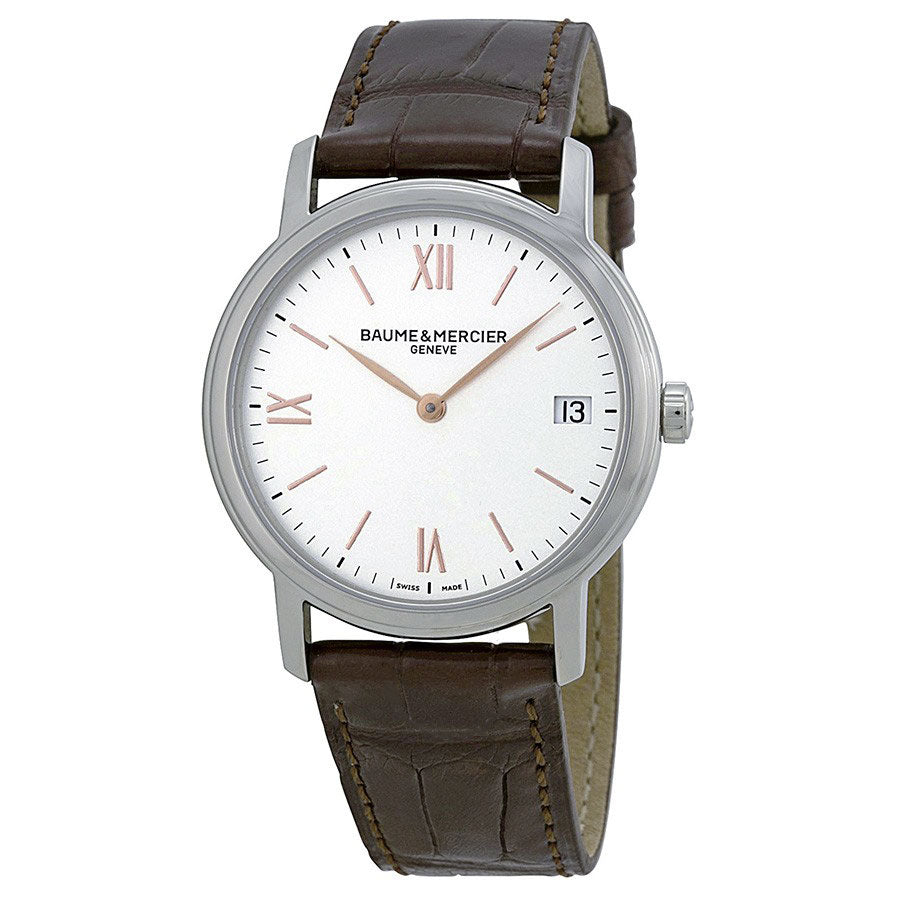 M0A10147-Baume & Mercier Ladies M0A10147 Classima Watch