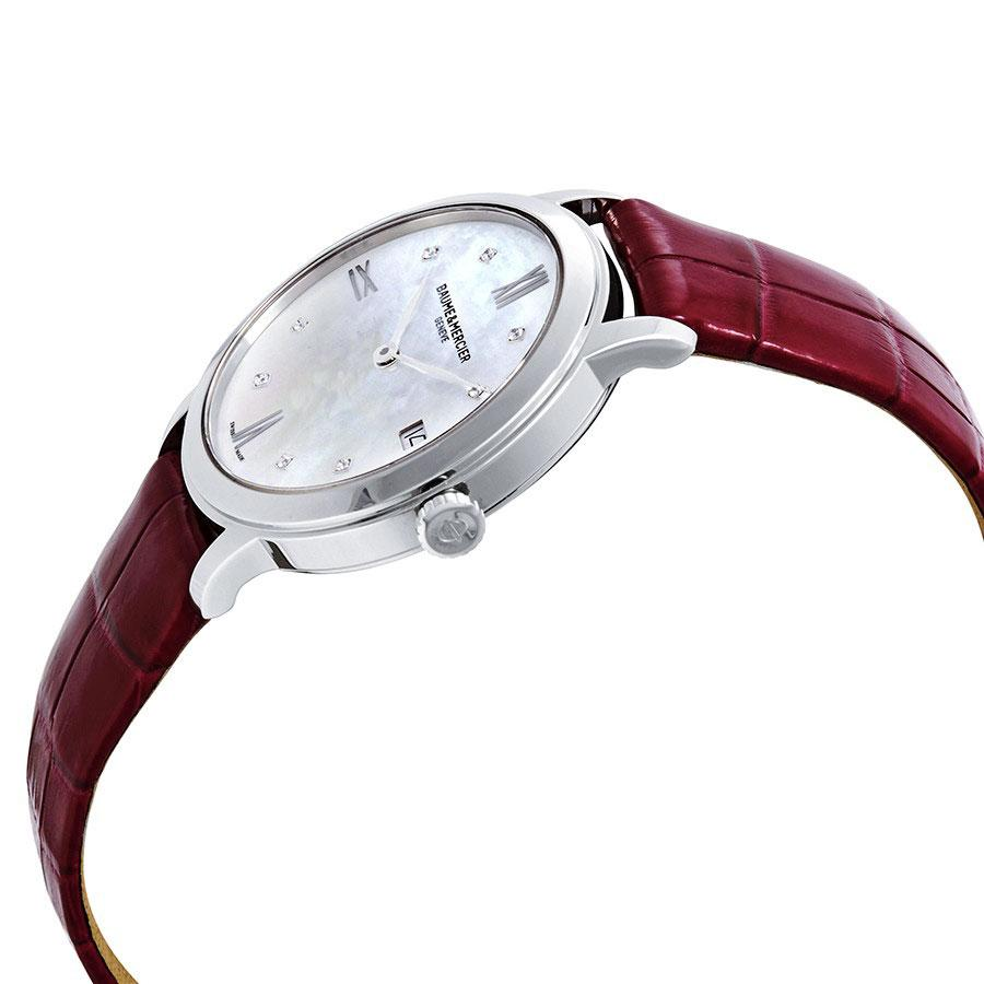 M0A10325-Baume&Mercier Ladies M0A10325 Classima Watch