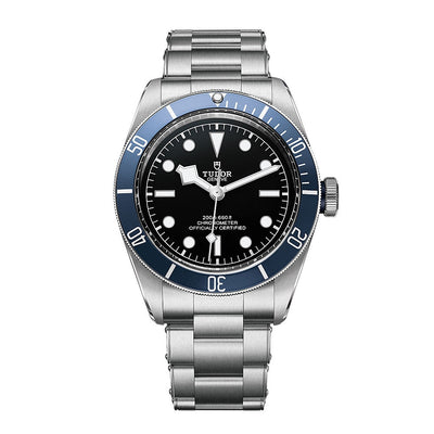 Tudor Men's M79230B-0001 Heritage Black Bay Watch