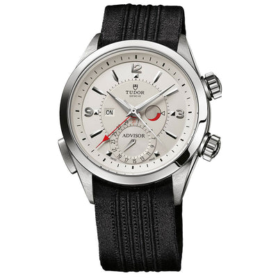 Tudor Men's M79620T-0003 Heritage Advisor Watch