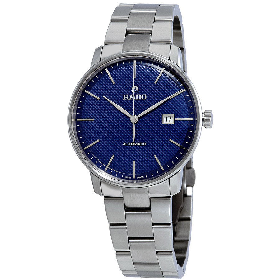 R22876203-Rado Men's R22876203 Coupole Classic Blue Dial Watch