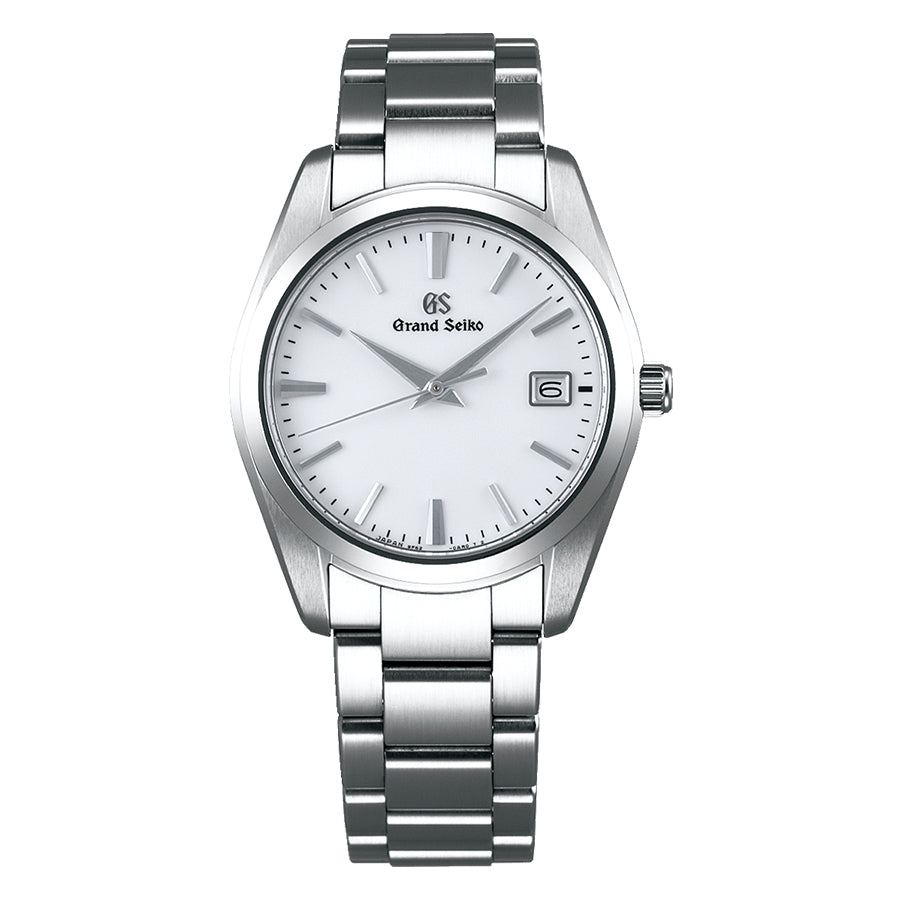 SBGX259G-Grand Seiko Men's SBGX259G Heritage White Dial Watch