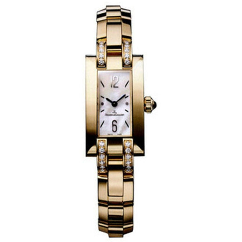 Jaeger-LeCoultre Ladies Q4601184 Ideale Yello Gold -  Diamonds Watch
