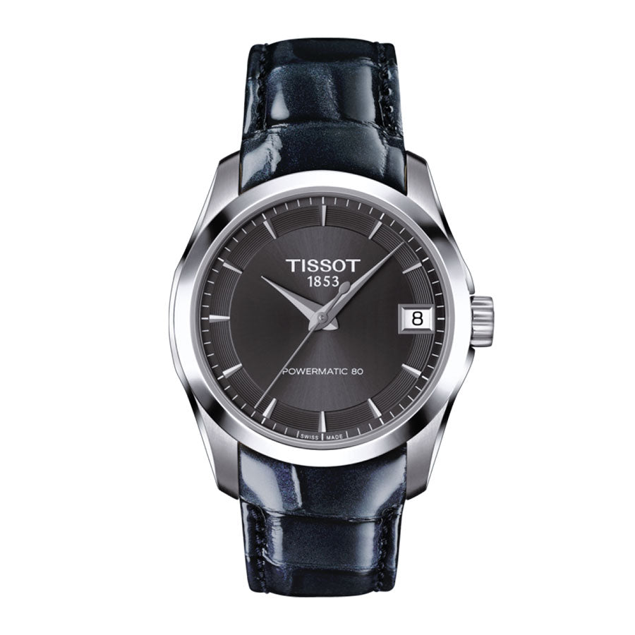 Tissot Ladies T0352071606100 T-Classic Couturier  Watch