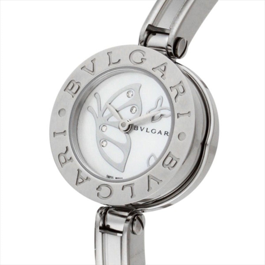Bulgari Ladies BZ22BDSS.M  B.zero1  Butterfly 4-Diamonds Watch