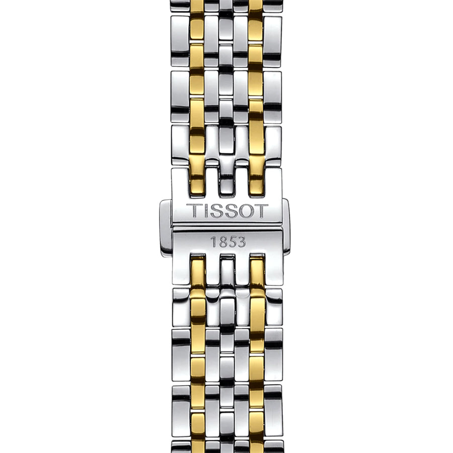 T006.428.22.032.00-Tissot Men's T006.428.22.032.00 Le Locle Two-Tone Watch