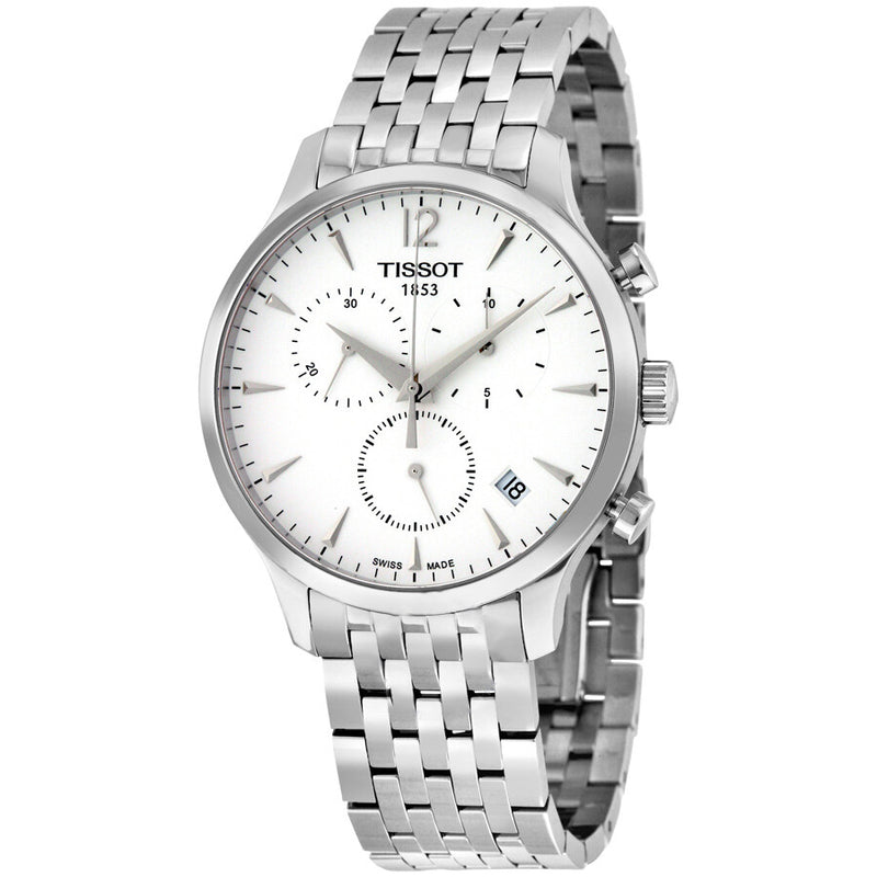 T0636171103700-Tissot T063.617.11.037.00 Tradition Chrono Watch