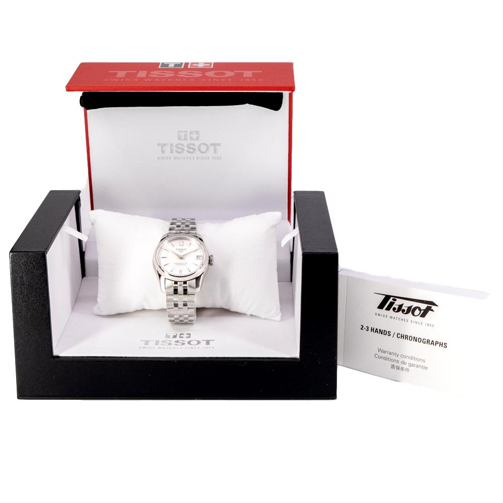 T1082081111700-Tissot Ladies T108.208.11.117.00 Ballade Powermatic 80 COSC