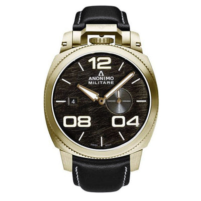AM-1020.04.001.A01-Anonimo Men's AM-1020.04.001.A01 Militare Automatic Watch
