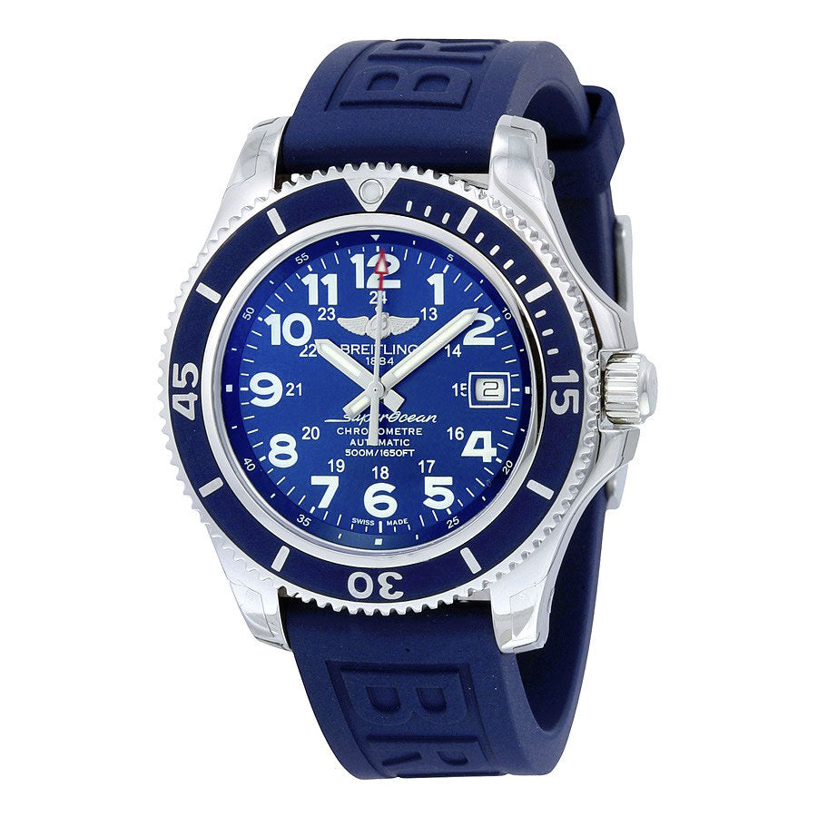 Men's A17365D1/C915/148S/A18S.1 Superocean II Watch