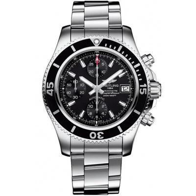Breitling Men's A13311C9/BF98/161A Superocean Chronograph 42 Watch