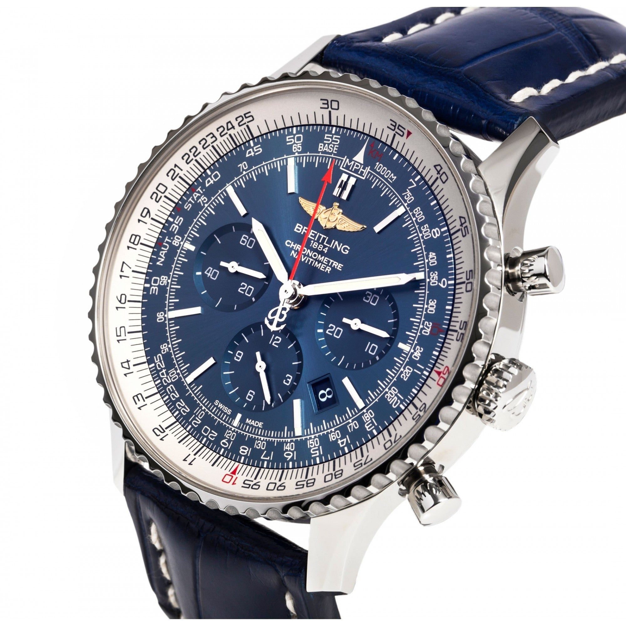 Breitling Men's Navitimer 01 46MM AB12721/C889/746P