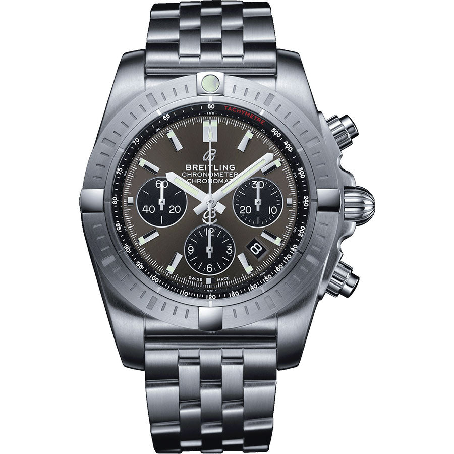Men's AB0115101F1A1 Chronomat B01 Watch