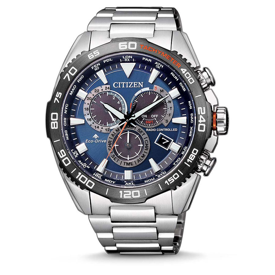 CB5034-82L-Citizen Men's CB5034-82L Radio Controlled Eco-Drive