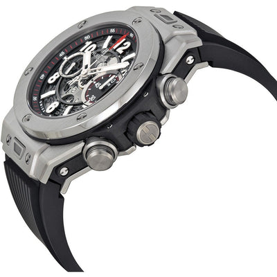 Hublot Big Bang Unico Titanium Automatic Skeletal Dial 411.NX.1170