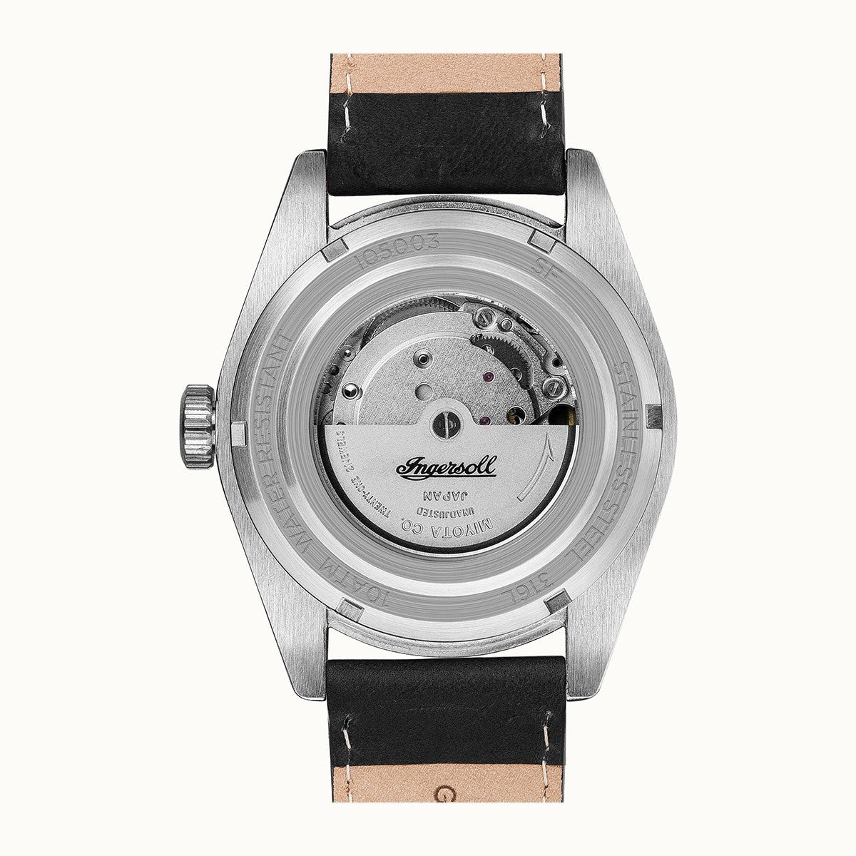 Ingersoll Men's I05003 The Scovill Automatic Watch