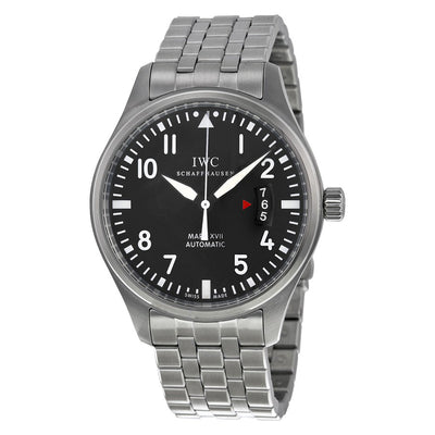 IWC Men's IW326504 Pilots Mark XVII Automatic Watch