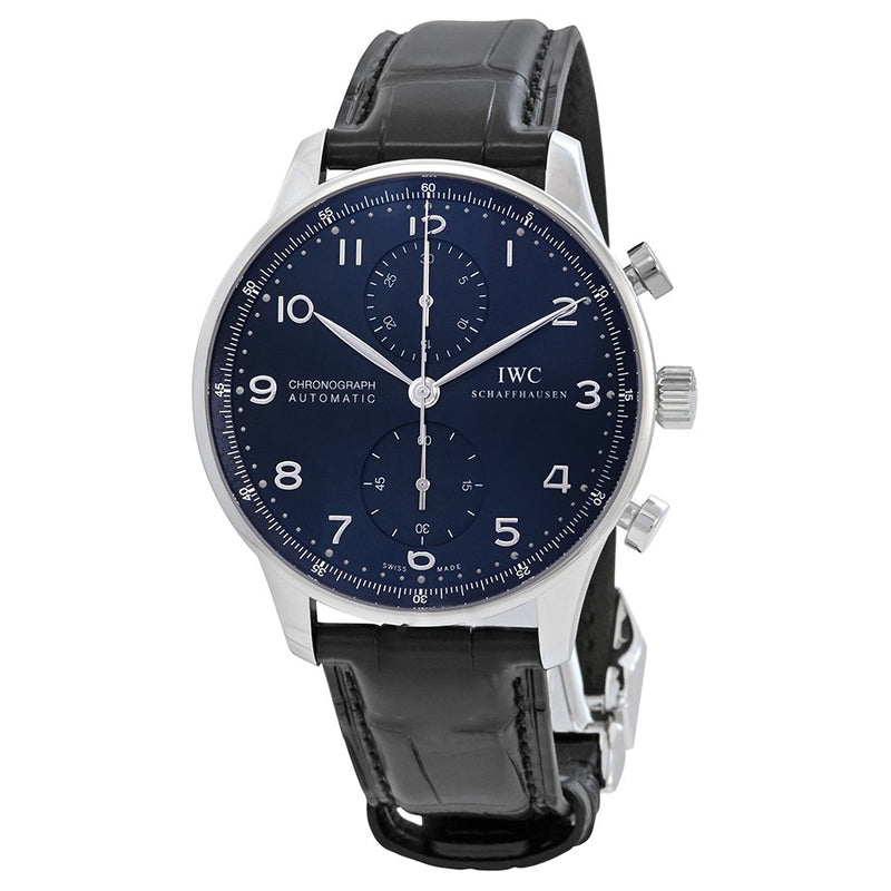 IWC Men's IW371491 Portugieser Chronograph Automatic Watch