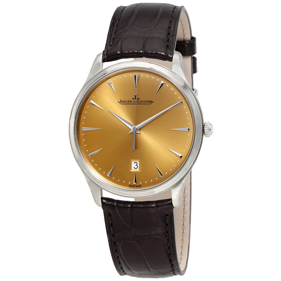 Men's Q1288430 Master Grande Ultra Thin Date Automatic Watch