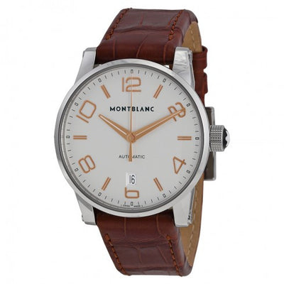 Montblanc Men's 105813 Timewalker Automatic  Watch
