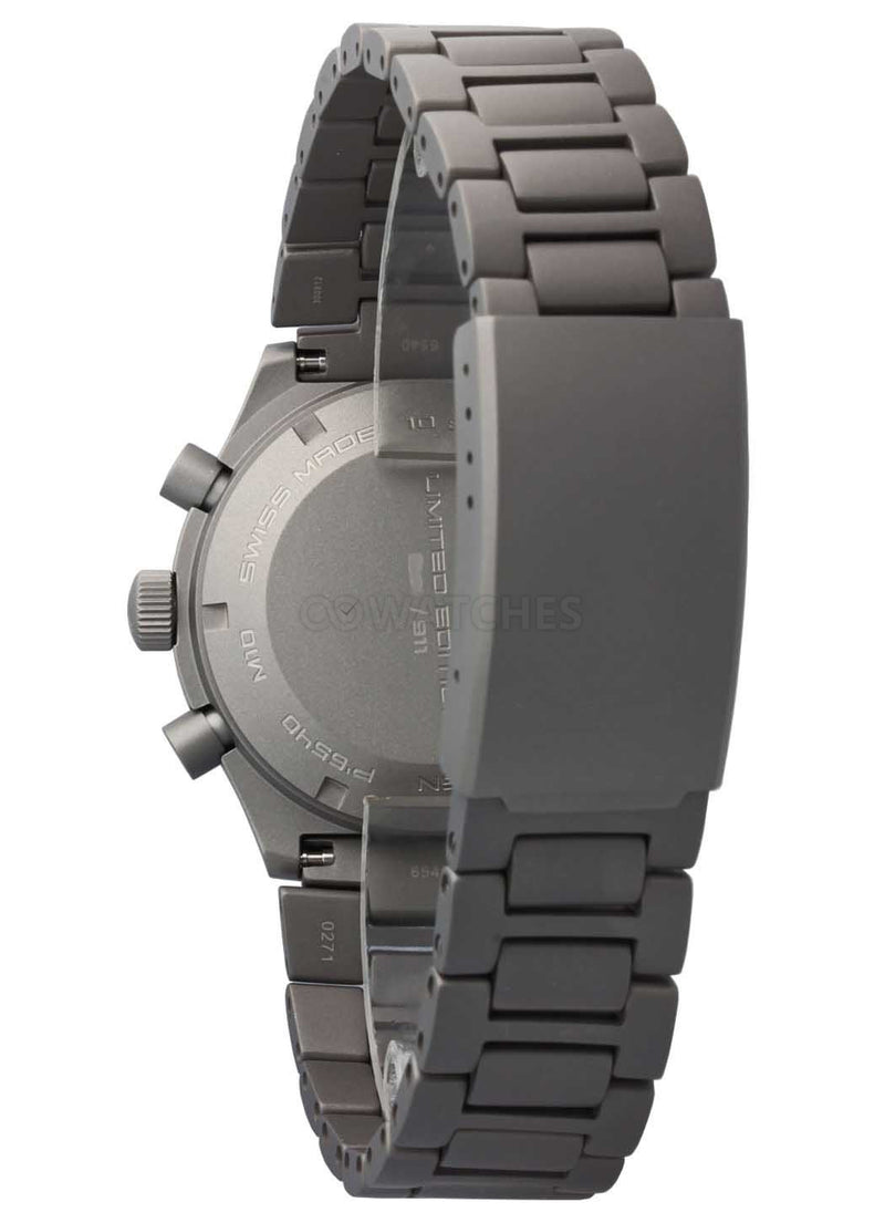 Porsche Design Men's P6540 6540.1041.0271 Limited Ed. Titanium
