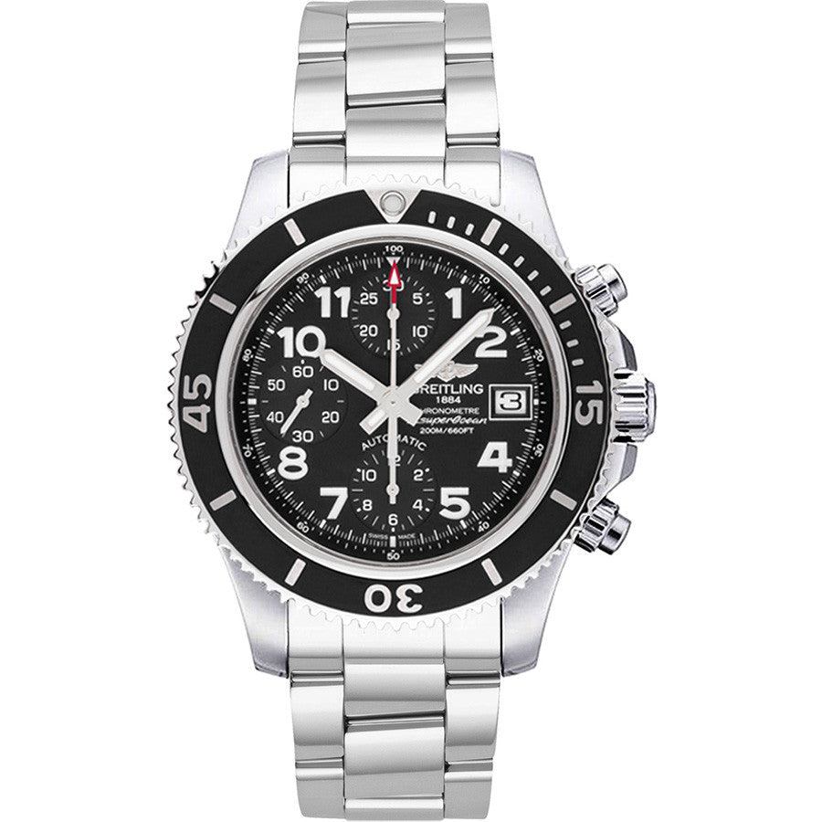 Breitling Men's A13311C9/BE93/161A Superocean Chronograph Automatic