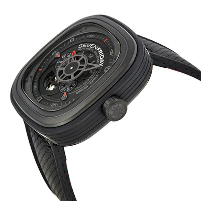 Sevenfriday Men's P3-01 Industrial Engines Watc