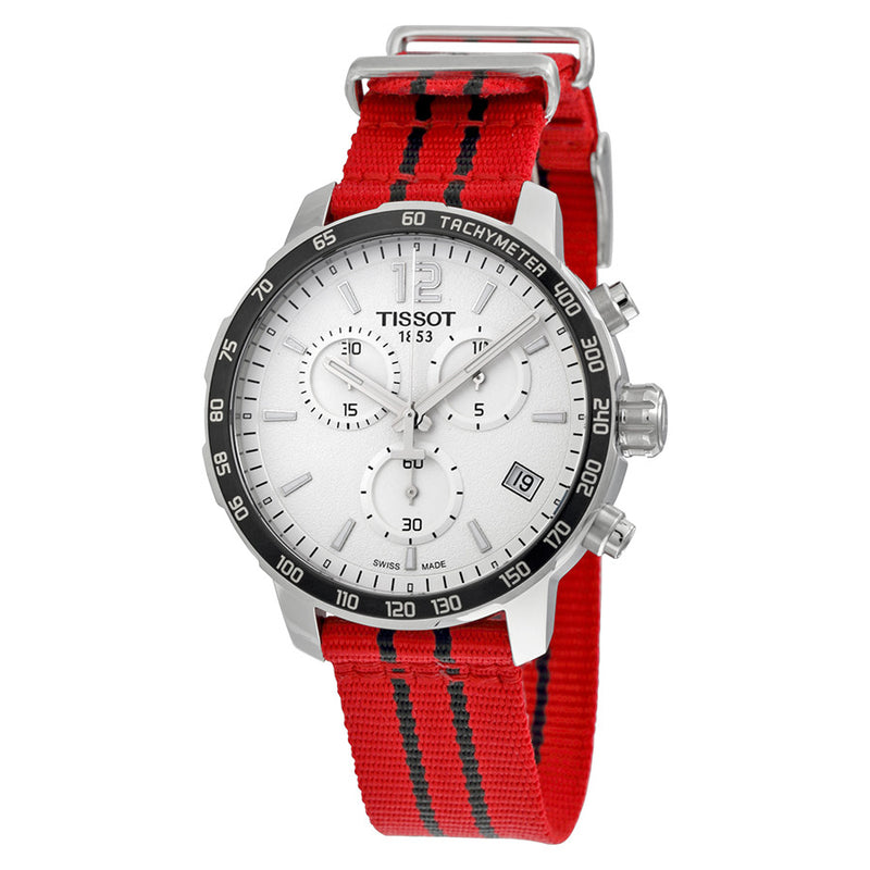 Tissot Men's T0954171703704 Special Collections Quickster NBA Chicago Bulls Watch