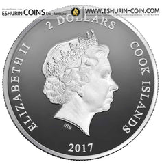 Liberia 2009 100 Dollars Apostle Petrus 1kg silver coin Либерия 2009 100 Долларов Апостол Пётр 1кг серебро монета Blockbuster silver and gold coins