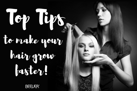 7 top tips to make your hair grow faster